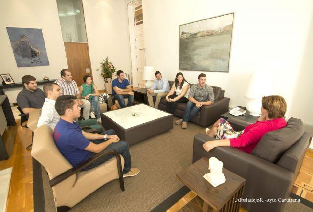 Los jóvenes de Cartagena celebran los 25 años de la Asociación A�ncora - 5, Foto 5