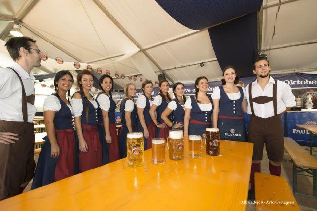 La mejor cerveza y gastronomía alemana ya están en el puerto con la Oktoberfest - 1, Foto 1