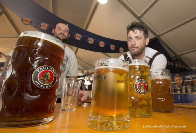 La mejor cerveza y gastronomía alemana ya están en el puerto con la Oktoberfest - 2, Foto 2