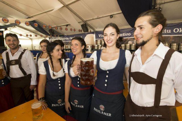 La mejor cerveza y gastronomía alemana ya están en el puerto con la Oktoberfest - 4, Foto 4