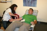 El Centro de Hemodonación efectuará extracciones de sangre esta tarde en el Centro Médico de El Paretón