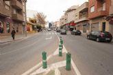 El martes comienzan las obras en calle Alfonso XIII de Los Dolores
