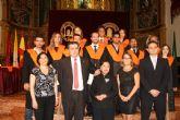Primera promoción en la Región de Murcia de un máster impartido totalmente en inglés