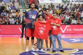 El UCAM Murcia suma su tercera victoria venciendo de 30 al Baloncesto Sevilla (98-68)