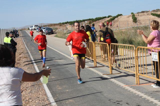 Más de 200 personas participan en la I Vuelta al Cabezo Gordo - 2, Foto 2