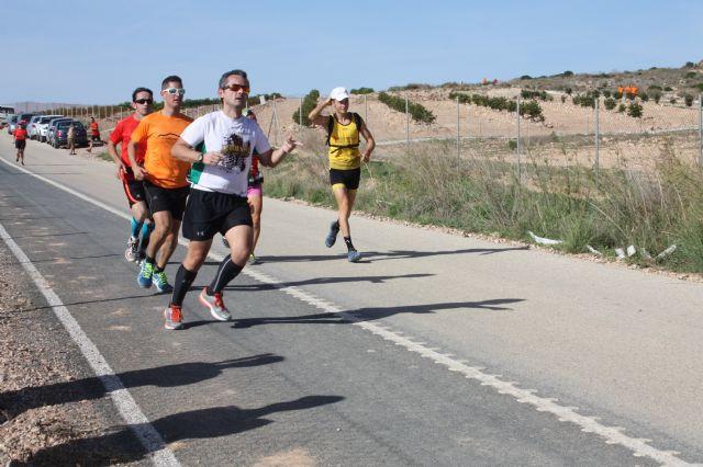 Más de 200 personas participan en la I Vuelta al Cabezo Gordo - 3, Foto 3