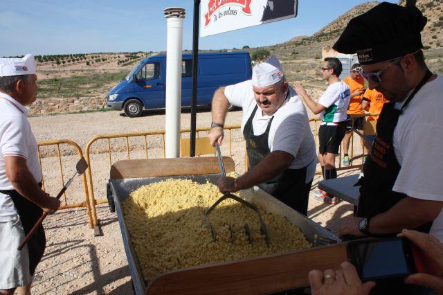 Más de 200 personas participan en la I Vuelta al Cabezo Gordo - 4, Foto 4
