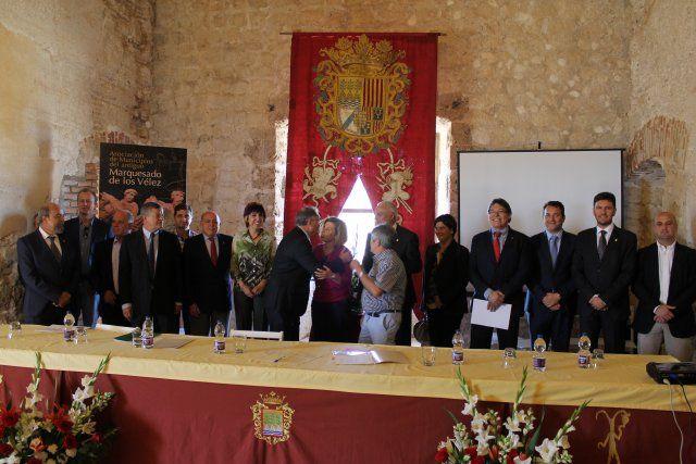 El alcalde asiste a la constitución de la Asociación de Municipios del Marquesado de los vélez, Foto 2