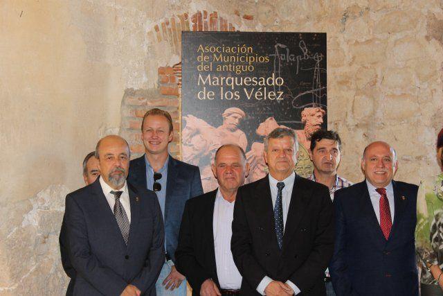 El alcalde asiste a la constitución de la Asociación de Municipios del Marquesado de los vélez, Foto 3