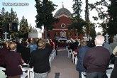 La Misa de Difuntos se celebrará el próximo domingo, día 2, a las 17:00 horas, en el Cementerio Municipal 'Nuestra Señora del Carmen'