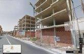 El Grupo Socialista pedirá al PP que haga cumplir la Ley y retire las grúas que siguen instaladas en muchas obras inacabadas de Murcia