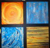 La alegría se manifiesta en la pintura con Cántame un Cuadro