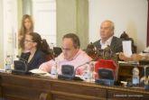 El pleno da luz verda a las Ordenanzas que establecen la congelación de impuestos para 2015
