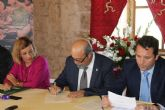 El alcalde asiste a la constituci�n de la Asociaci�n de Municipios del Marquesado de los v�lez