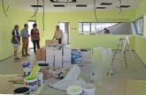 Recta final para las obras de la nueva guardería pública junto al colegio Asunción Jordán