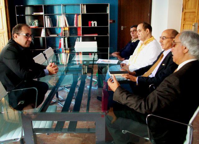 El director general de Universidades se reúne con una delegación de la República Árabe Saharaui - 1, Foto 1