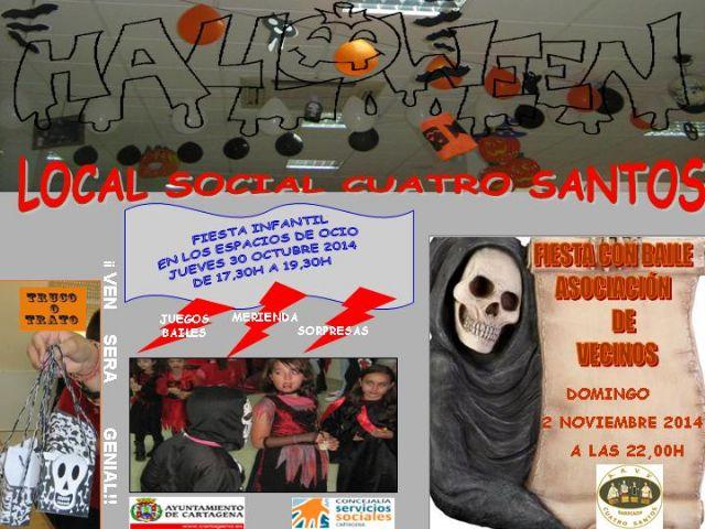 Los Espacios de Ocio también celebran Halloween - 1, Foto 1