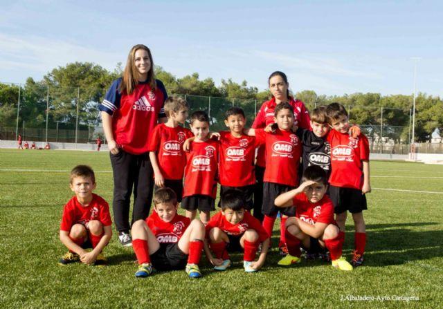 La XXII Liga Local de Fútbol Base abre el telón a la nueva temporada 2014/2015 - 1, Foto 1