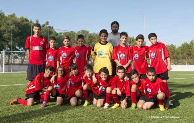 La XXII Liga Local de Fútbol Base abre el telón a la nueva temporada 2014/2015 - 3, Foto 3