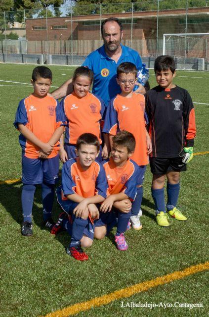 La XXII Liga Local de Fútbol Base abre el telón a la nueva temporada 2014/2015 - 4, Foto 4