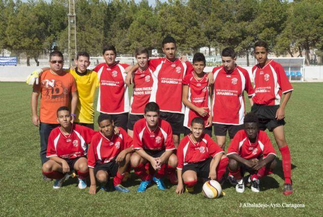 La XXII Liga Local de Fútbol Base abre el telón a la nueva temporada 2014/2015 - 5, Foto 5