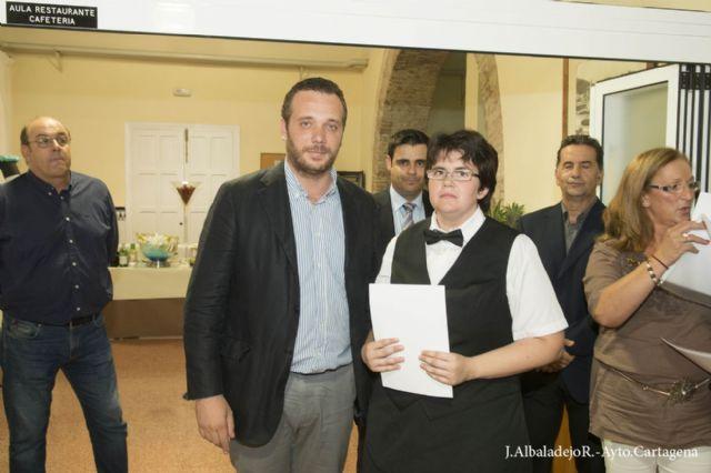 Los alumnos de Cocina y Restaurante consiguen su certificación profesional - 1, Foto 1