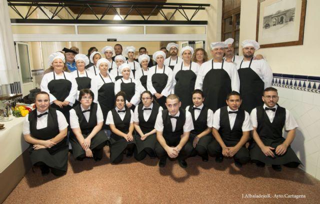 Los alumnos de Cocina y Restaurante consiguen su certificación profesional - 3, Foto 3