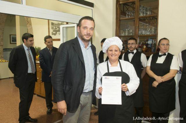 Los alumnos de Cocina y Restaurante consiguen su certificación profesional - 4, Foto 4