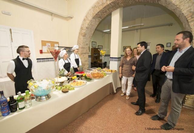 Los alumnos de Cocina y Restaurante consiguen su certificación profesional - 5, Foto 5