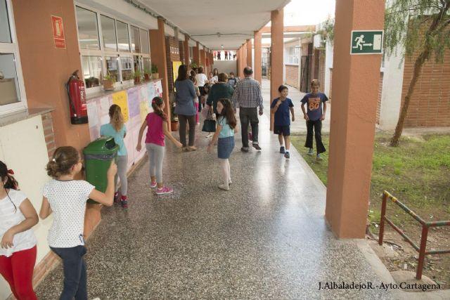 El colegio José Ma Lapuerta concluirá la próxima semana sus obras de remodelación - 1, Foto 1