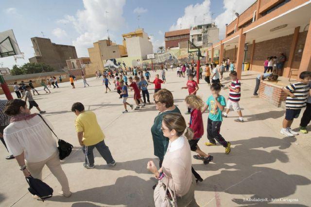El colegio José Ma Lapuerta concluirá la próxima semana sus obras de remodelación - 2, Foto 2
