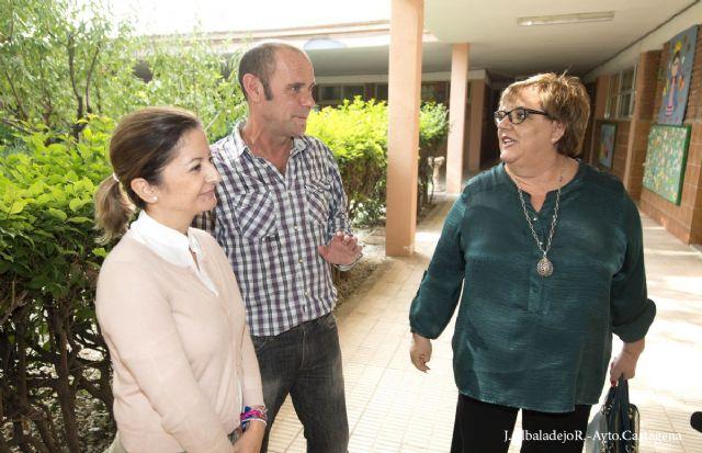 El colegio José Ma Lapuerta concluirá la próxima semana sus obras de remodelación - 3, Foto 3