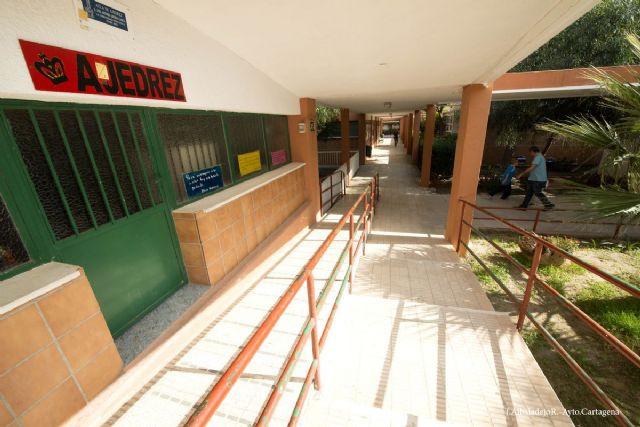 El colegio José Ma Lapuerta concluirá la próxima semana sus obras de remodelación - 4, Foto 4