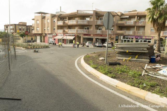 Comienzan las obras en calle Alfonso XIII de Los Dolores - 2, Foto 2