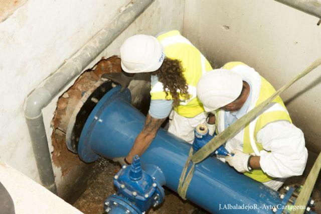 Una nueva válvula regulará la presión y evitará fugas y averías en canalizaciones y domicilios - 1, Foto 1