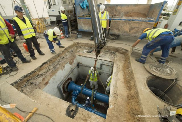 Una nueva válvula regulará la presión y evitará fugas y averías en canalizaciones y domicilios - 3, Foto 3