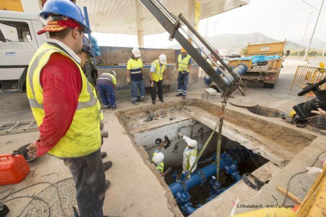 Una nueva válvula regulará la presión y evitará fugas y averías en canalizaciones y domicilios - 4, Foto 4