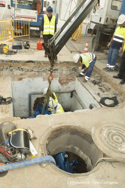 Una nueva válvula regulará la presión y evitará fugas y averías en canalizaciones y domicilios - 5, Foto 5
