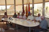 El Ayuntamiento de Torre-Pacheco renueva sus convenios de colaboración con las asociaciones de mayores del municipio