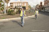 Comienzan las obras en calle Alfonso XIII de Los Dolores