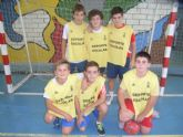La Concejalía de Deportes pone en marcha la Fase local de fútbol infantil masculino del programa de Deporte Escolar