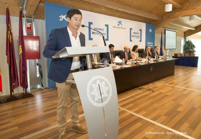 Los Premios Incorpora llegan a Cartagena en su apuesta por la integración laboral - 1, Foto 1