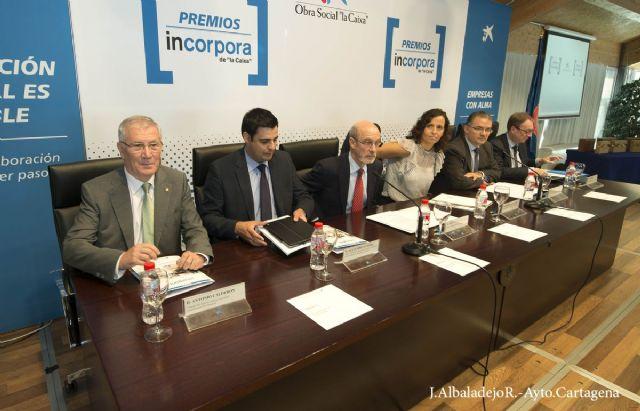 Los Premios Incorpora llegan a Cartagena en su apuesta por la integración laboral - 2, Foto 2