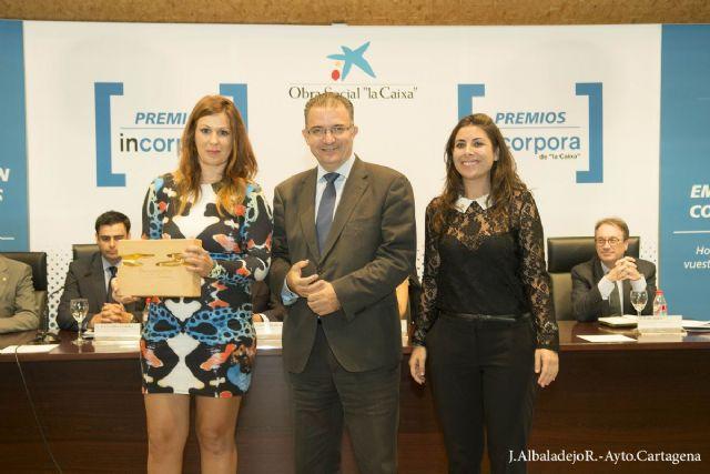Los Premios Incorpora llegan a Cartagena en su apuesta por la integración laboral - 5, Foto 5