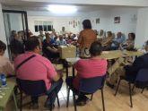 Comienza la campaña 'Yo Cuento' en la diputación de La Huerta