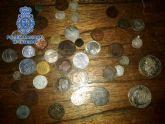 La Policía Nacional detiene a cinco personas por delitos de robo con fuerza mediante escalo