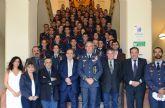 Los alumnos de la Academia General del Aire visitaron los campus de la Universidad de Murcia