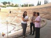 Cultura organizará en el Museo del Teatro Romano de Cartagena la exposición ´Itinerancias: Fuego Perpetuo´