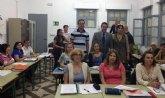 Un total de 1.196 alumnos completan su formación en los centros de personas adultas de Molina de Segura