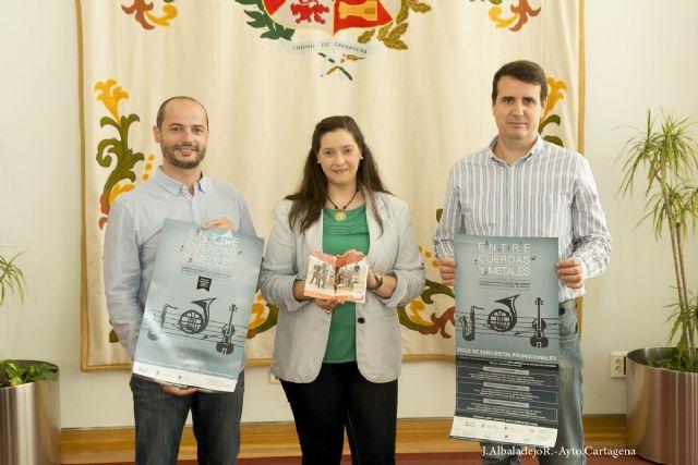 Un tercer premio se incluye en esta edición de Entre Cuerdas y Metales - 1, Foto 1
